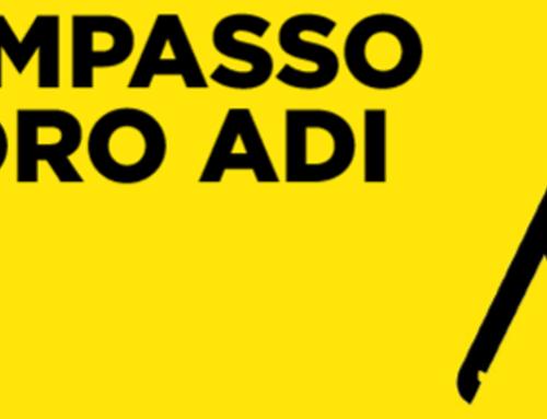 UNIRSM DESIGN SUPER PREMIATA AL XXIV COMPASSO D'ORO ADI