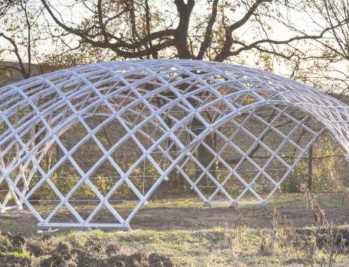 Il padiglione AIRSHELL unisce Grottaroli e la Melbourne School of Design
