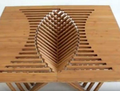 Creatività e fantasia per animare il legno