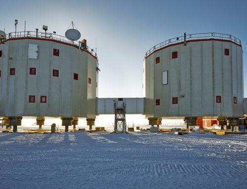 Grottaroli ed ENEA insieme in Antartide